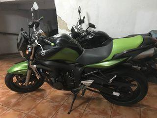 Yamaha FZ600N