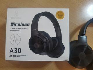 Wireless headphones ANC