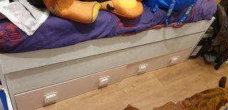 vendo cama nido nueva sin uso