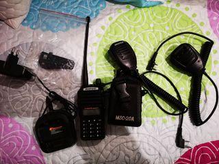 walkie Baofeng.