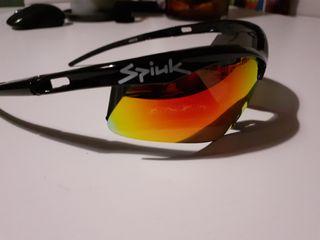 Gafas Spiuk Ventix Negro (nuevas)