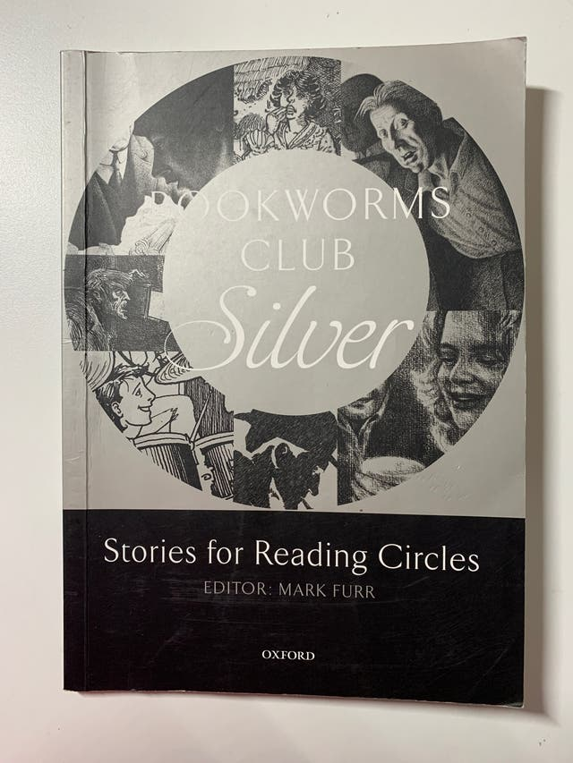 """Libro """"Stories for Reading Circles"""""""