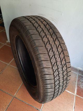 """Vendo 5 neumáticos Bridgestone 18"""""""