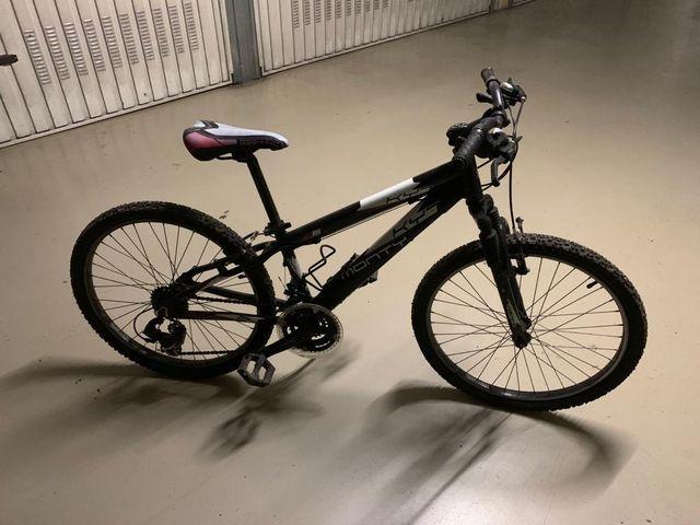 "Bicicleta Montty 24"""