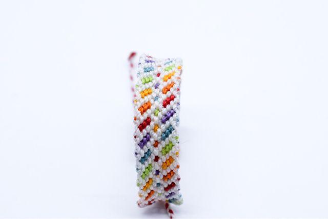Pulsera artesanal Nueva colorida