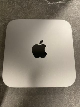 Mac Mini Late 2018 Intel 6-Core i7, 16 GB, 512 SSD
