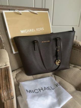 Michael Kors bolso shopper jet set tote