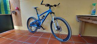 Bicicleta mtb doble Lapierre 26