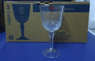 copa vintage 230 cl vino o agua
