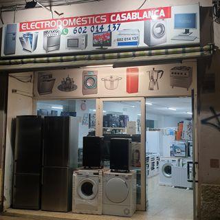 Gran oferta lavadoras y neveras secadoras desde 80