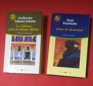 Pack de 2 libros.