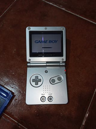 nintendo Game boy advance sp model AGS-001