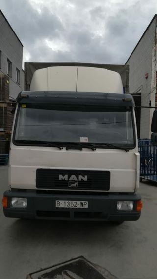 MAN 10.163 LCK