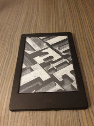 E-book Kindle basic 2 4gb+funda negra