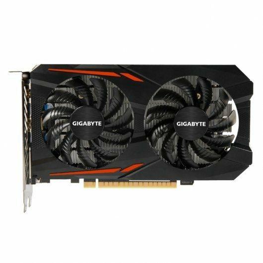 Tarjeta gráfica Gigabyte GeForce GTX 1050 Ti OC 4G