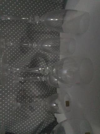 36 copas cristal arques