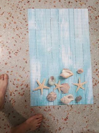 alfombra multiusos antideslizante.