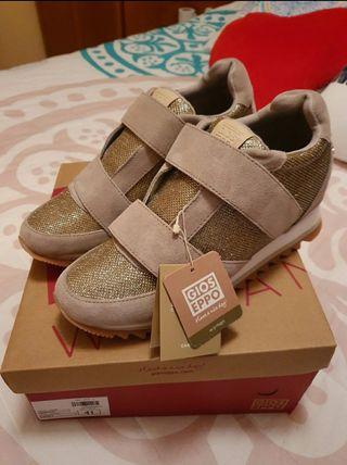 zapatillas Gioseppo talla 41 nuevas con etiquetas