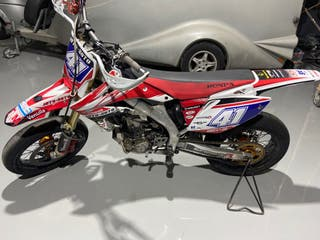 Honda CRF Supermotard