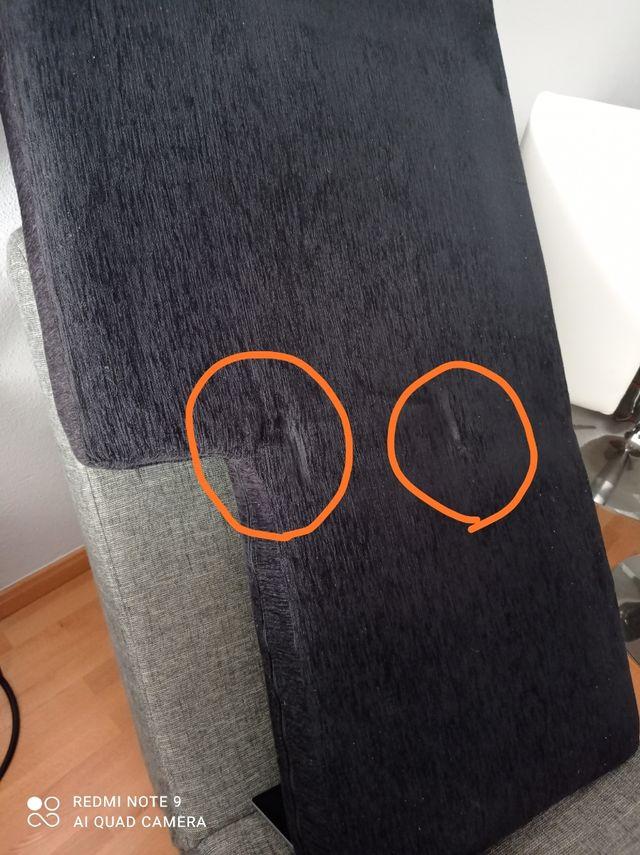 sofá y mesa (negociable )