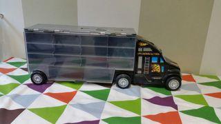 Camión guardacoches