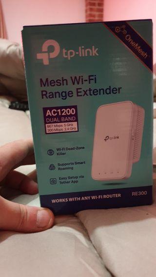 Oferta repetidor wifi Tplink ac1200mbs