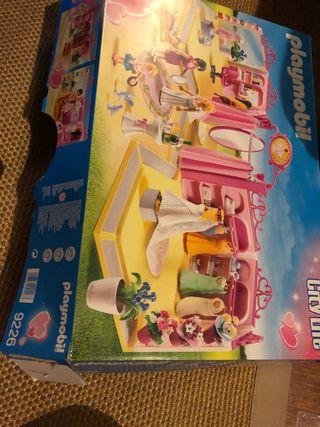 Tienda novia Playmobil