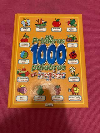 Libro Mis primeras 100 palabras en Inglés