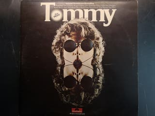 the who ( tommy the movie) vinilo lp