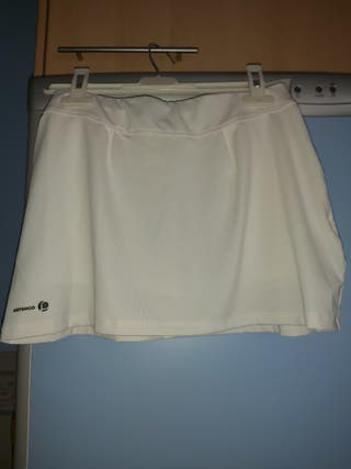 Falda de tenis