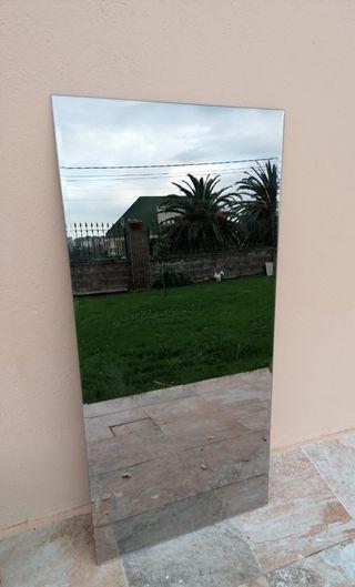 espejos pared
