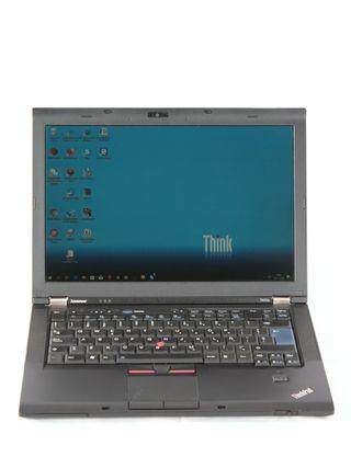 Ordenador portátil LENOVO ThinkPad T410s Intel i5