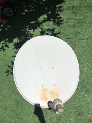 Antena satelite parabolica 80 cm