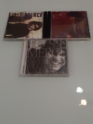 3 cd de jose merce