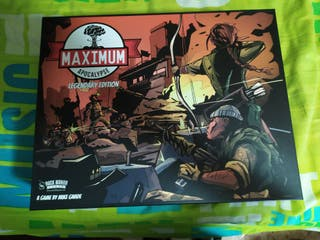 Maximum Apocalypse Legendary Edition KS
