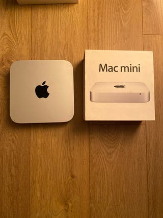 Mac Mini i5. Apple ordenador