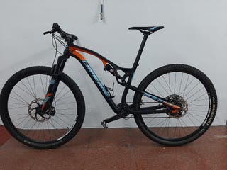 Bicicleta MTB LAPIERRE XR629 PRO Doble Suspensión.