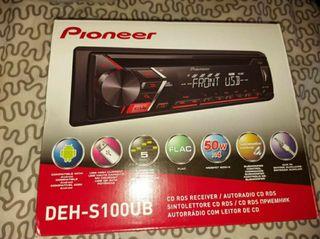 Pioneer DEH-S100UB - 1 MES DE USO