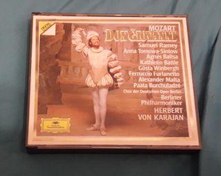 Mozart Don Giovanni Opera completa Karajan