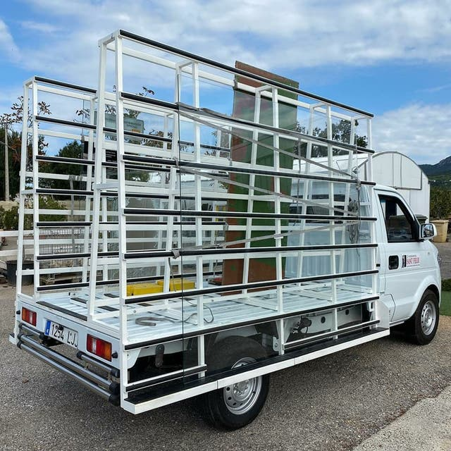 furgoneta carrozada