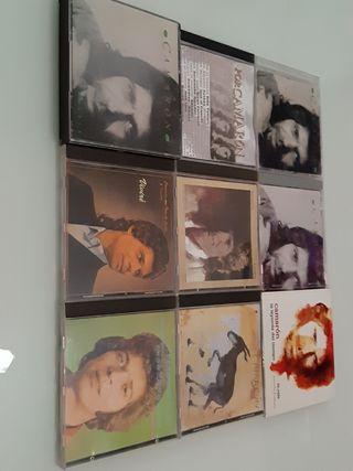 9 cd de camaron de la isla