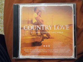 Country LOVE canciones de amor.