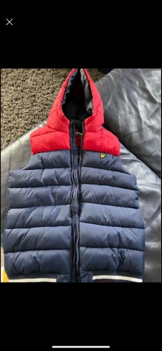 Designer Boys Lyle & Scott Gillet 10-11years