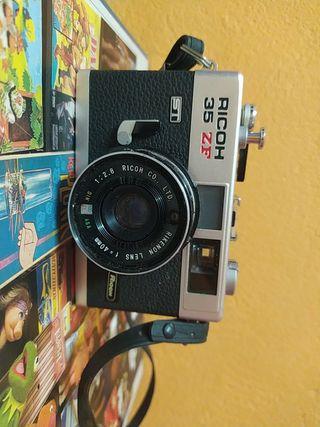 camara de foto Ricoh 35 ZF