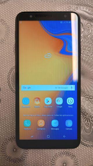 Teléfono móvil Samsung Galaxy J4+