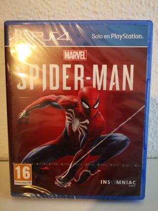 Ps4 Spiderman Precintado a estrenar.