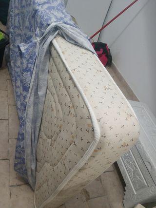 colchón muelles