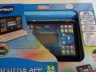 Tablet genio little aoo 5-8 años