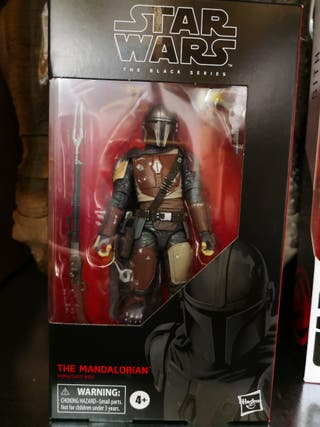 Star Wars, The Mandalorian.