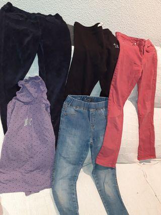 lote ropa talla 8